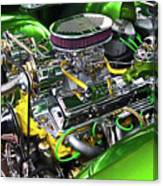 Rumble Engine Canvas Print