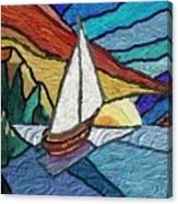 Rumbs Canvas Print