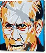 Rumsfeld Canvas Print
