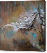 Run Away Canvas Print