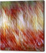 Run Like Hell Canvas Print