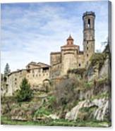 Rupit I Pruit In Catalonia Canvas Print