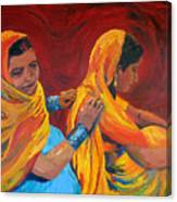 Ruppa Canvas Print