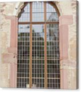 Ruprechtsbau Window Canvas Print