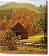 Rural Appalachia Canvas Print