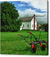Rural Heritage Canvas Print