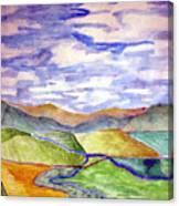 Rural Canvas Print