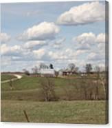 Rural Randolph County Canvas Print