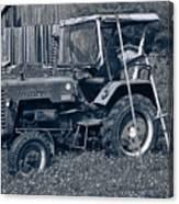 Rural Vehicle Canvas Print