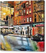 Russ And Daughters Canvas Print