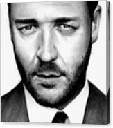 Russell Crowe  Canvas Print