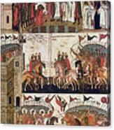 Russia: Novgorod Canvas Print