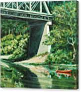 Russian River Canvas Print