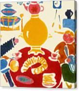 Russian Tea Canvas Print
