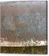 Rust 13 Canvas Print