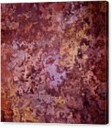 Rust Autumn Canvas Print