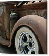 Rust In Peace 4 Canvas Print