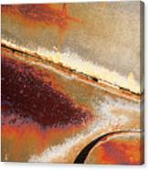 Rust Is Beautiful 1 Canvas Print