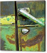 Rusted Series 4 Canvas Print