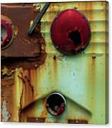 Rusted Series 5 Canvas Print