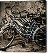 Rusted Vintage Canvas Print