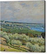 Rustic 16 Sisley Canvas Print