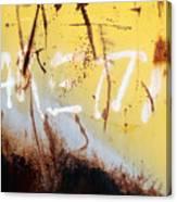 Rusty Dumpster#8 Canvas Print