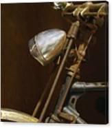 Rusty Old Farmer's Bike Canvas Print