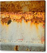 Rusty Peel Canvas Print