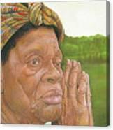 Ruth II Canvas Print