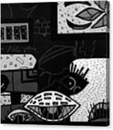 Rutina 3 Canvas Print