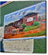 Rutledge Georgia Canvas Print