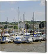 Ryde Harbour Canvas Print