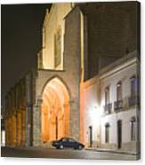 S. Francisco Church Canvas Print