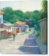 Sabado - Juticalpa Canvas Print