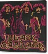 Sabbath Canvas Print