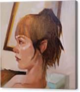 Sabine Canvas Print