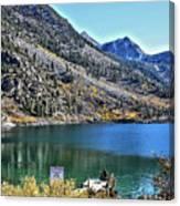 Sabrina Lake California Canvas Print