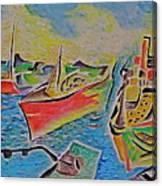 Sacramento River Canvas Print