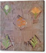 Sacred Aum Canvas Print