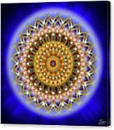 Sacred Geometry 187 Canvas Print