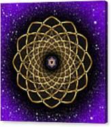 Sacred Geometry 473 Canvas Print
