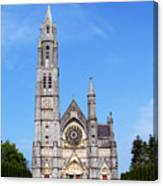 Sacred Heart Church Roscommon Ireland Canvas Print