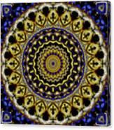 Sacred Mandala Canvas Print