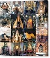 Sacred Places Canvas Print
