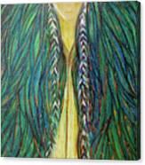 Sacred Teacher Canvas Print