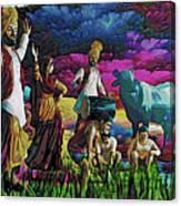 Sadda Punjab Canvas Print