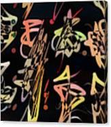 Saeta  Canvas Print