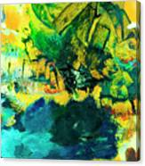 Safe Harbor #305 Canvas Print
