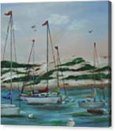 Safe Harbor Canvas Print